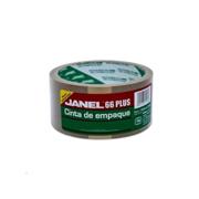 CINTA ADHESIVA DE EMPAQUE CANELA JANEL 66 DE 44 MM X 150 M 1 PZA