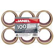 CINTA ADHESIVA JANEL 156 DE 48 MM X 5 0M