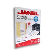 ETIQUETA LASER MODELO J-5266