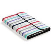 Funda Universal Pink Stripes 7/8 pulg