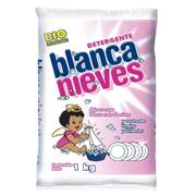 DETERGENTE EN POLVO BLANCA NIEVES 1 KG