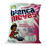 Detergente Blanca Nieves de 2KG Biodegradable