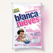 DETERGENTE EN POLVO BLANCA NIEVES. 5KG
