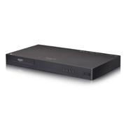 REPRODUCTOR BLU-RAY LG UP970 CONECTIVIDAD HDMI Y USB COLOR NEGRO