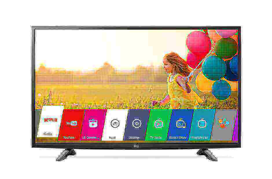 PANTALLA LG 43 SMART FULL HD