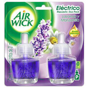 Lm-air wick rep lavanda 21 ml duo pack