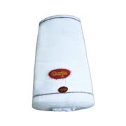 FRANELA CARPE COLOR BLANCA DE 50 CM X 25 M 1 PZA