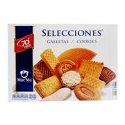 GALLETAS SURTIDO SELECCIONES MAC MA DE 330 GRAMOS