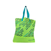 BOLSA ULTRALIGERA VERDE CON AZUL PERFECT CHOICE PC-083153 DE POLIESTER