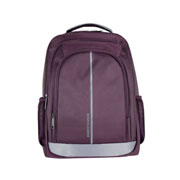 MOCHILA PERFECT CHOICE PC-083337 NYLON COLOR MORADO