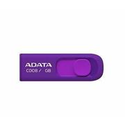 MEMORIA USB ADATA C008 16GB RETRACTIL MORADA