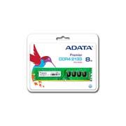 MEMORIA RAM TIPO GENERICA ADATA DE 8 GB EMBALAJE U-DIMM TECNOLOGIA DDR4 VELOCIDAD DE 2133 MHZ