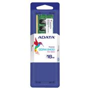 MEMORIA RAM TIPO GENERICA ADATA DE 16 GB EMBALAJE SODIMM TECNOLOGIA DDR4 VELOCIDAD DE 2400 MHZ