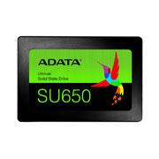 UNIDAD DE ESTADO SOLIDO ADATA ASU650SS CAPACIDAD DE 240 GB FACTOR DE FORMA 2.5