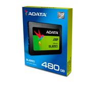 UNIDAD DE ESTADO SOLIDO ADATA ASU650SS CAPACIDAD DE 480 GB FACTOR DE FORMA 2.5
