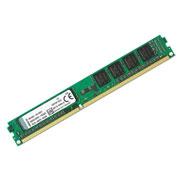 MEMORIA RAM GENERICA KINGSTON DE 4 GB EMBALAJE U-DIMM TECNOLOGIA DDR3 VELOCIDAD DE 1600 MHZ