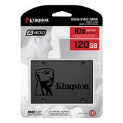 UNIDAD DE ESTADO SOLIDO KINGSTON A400 CAPACIDAD DE 120 GB FACTOR DE FORMA 2.5
