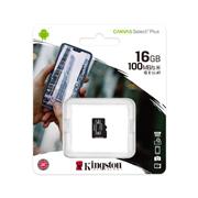 MICROSD KINGSTON CANVAS SELECT PLUS 16GB