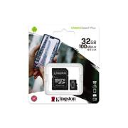 MICROSD KINGSTON CANVAS SELECT PLUS 32GB