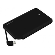 Power bank 2500 mah 1 puerto usb negr