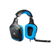 Diadema Gaming LOGITECH G430 Sound 7.1