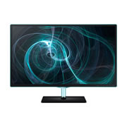 Samsung pc monitor 23.6 ls24d390hl/zx