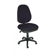 SILLA OPERATIVA OFFIHO OHS24 PLUS COLOR NEGRO