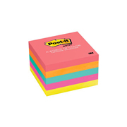 Notas post-it blocks neon 5 blk c/75
