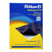 PAPEL CARBON PLENTICOPY 200H CARTA