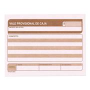 VALE PROVICIONAL DE CAJA