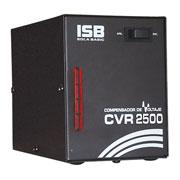 REGULADOR SOLA-BASIC CVR2500 CAPACIDAD 2500 VA NUMERO DE CONTACTOS 1 USO PARA EQUIPOS CON MOTOR