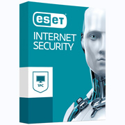 Eset internet security 1 lic v10 v2017