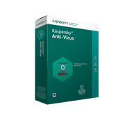 Kaspersky anti virus 2017 5 usuarios 1 a