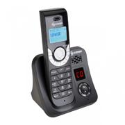 TELEFONO INALAMBRICO Y CONTESTADORA STEREN TEL-2480 1 PIEZA 1 LINEA