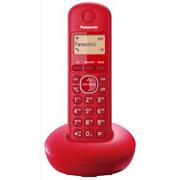 TELEFONO INALAMBRICO PANASONIC KX-TGB210MER 1 PIEZA 1 LINEA