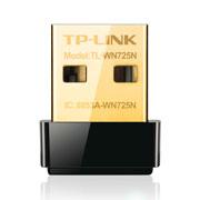 TARJETA DE RED TP-LINK TL-WN725N FRECUENCIA 2.400-2.4835 GHZ