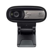 CAMARA WEB LOGITECH 170 CONEXION USB COLOR NEGRO