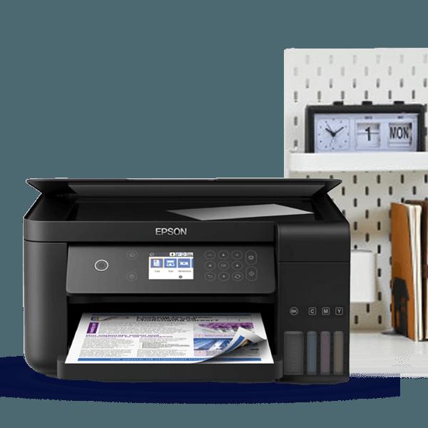 Impresoras Eco Tank para la oficina y o negocio.