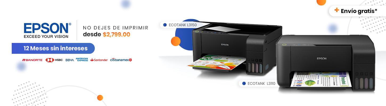 Tecnología para tu oficina, Impresión EPSON