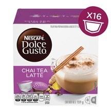 Capsulas de Nescafé Dolce GustoChai tea latte - 16 cápsulas