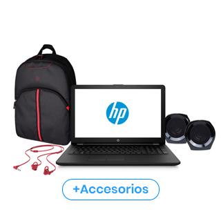 HP 15-BS102LA incluye accesorios
