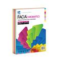 Hojas FaciaChromatics de colores COPAMEX