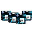 Pack de cartuchos de tintas Originales HP 664