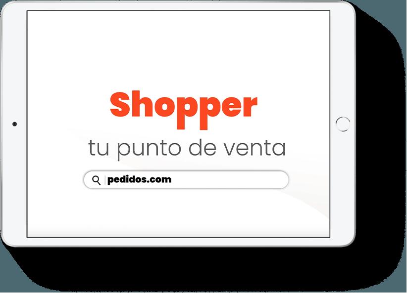 La mejor app para punto de venta y para tu negocio, es Shopper
