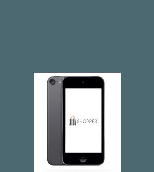iPod touch, para que puedas usar Shopper para tu negocio