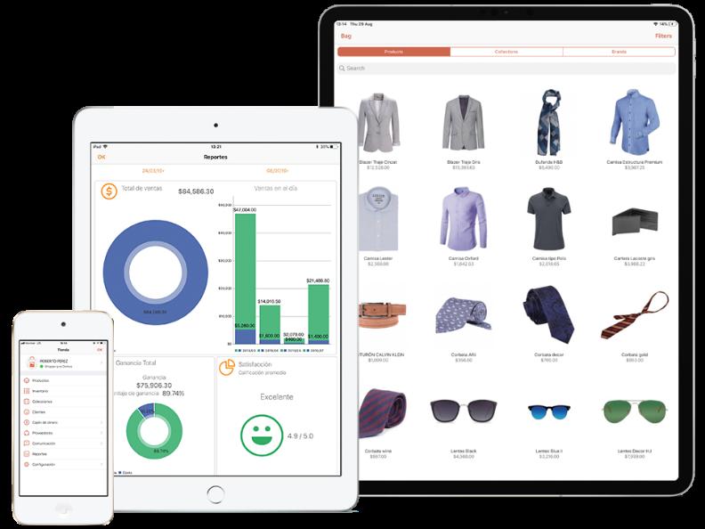 Shopper Pos maneja tu tienda donde quieras desde tu iPod y/o iPad