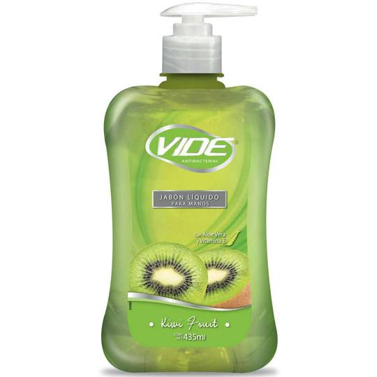 Jabon Liquido VIDE 435 ml Kiwi Fruit