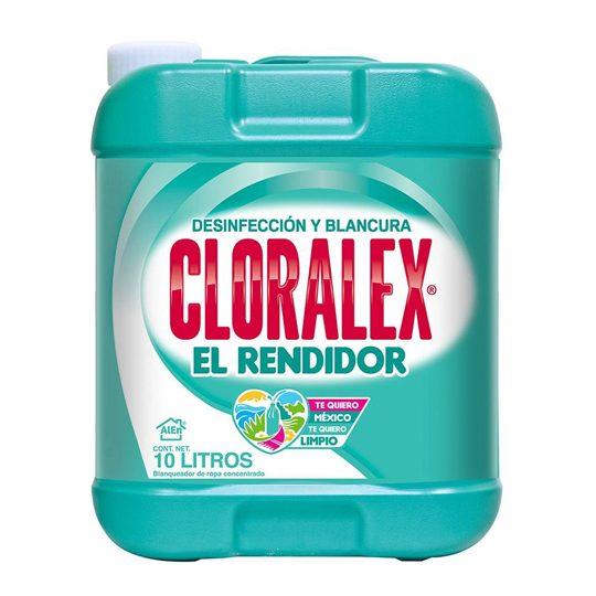 CLORO 10 L CLORALEX 1 PZA