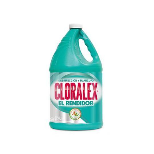 CLORO 3.7 L CLORALEX 1 PZA