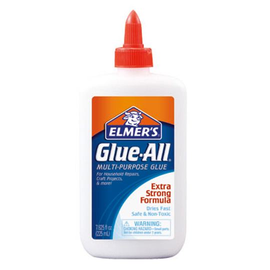 PEGAMENTO LIQUIDO ELMERS GLUE ALL COLOR BLANCO 225 ML